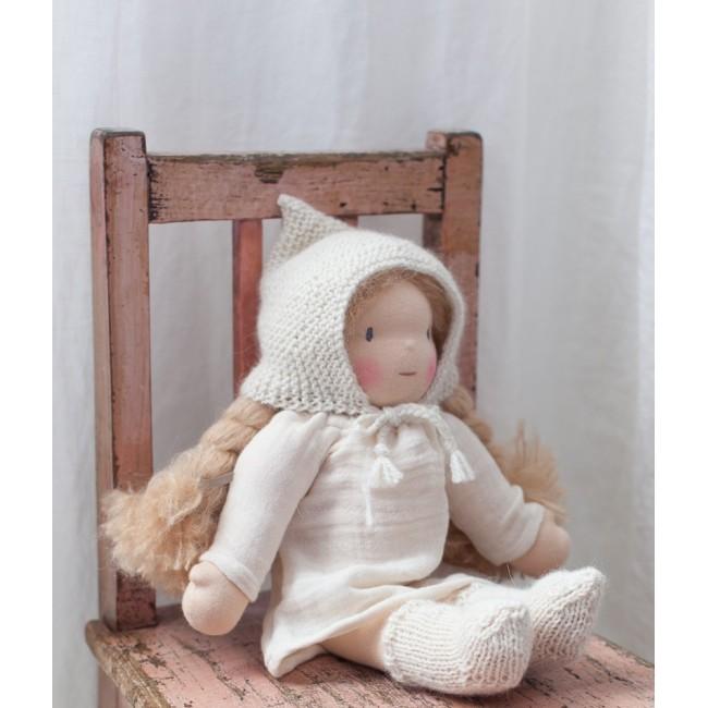 Kit tricot pixie hat