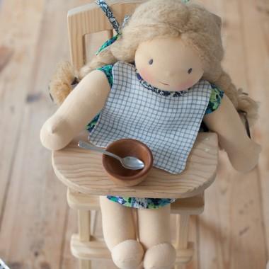 Bavoir de poupée