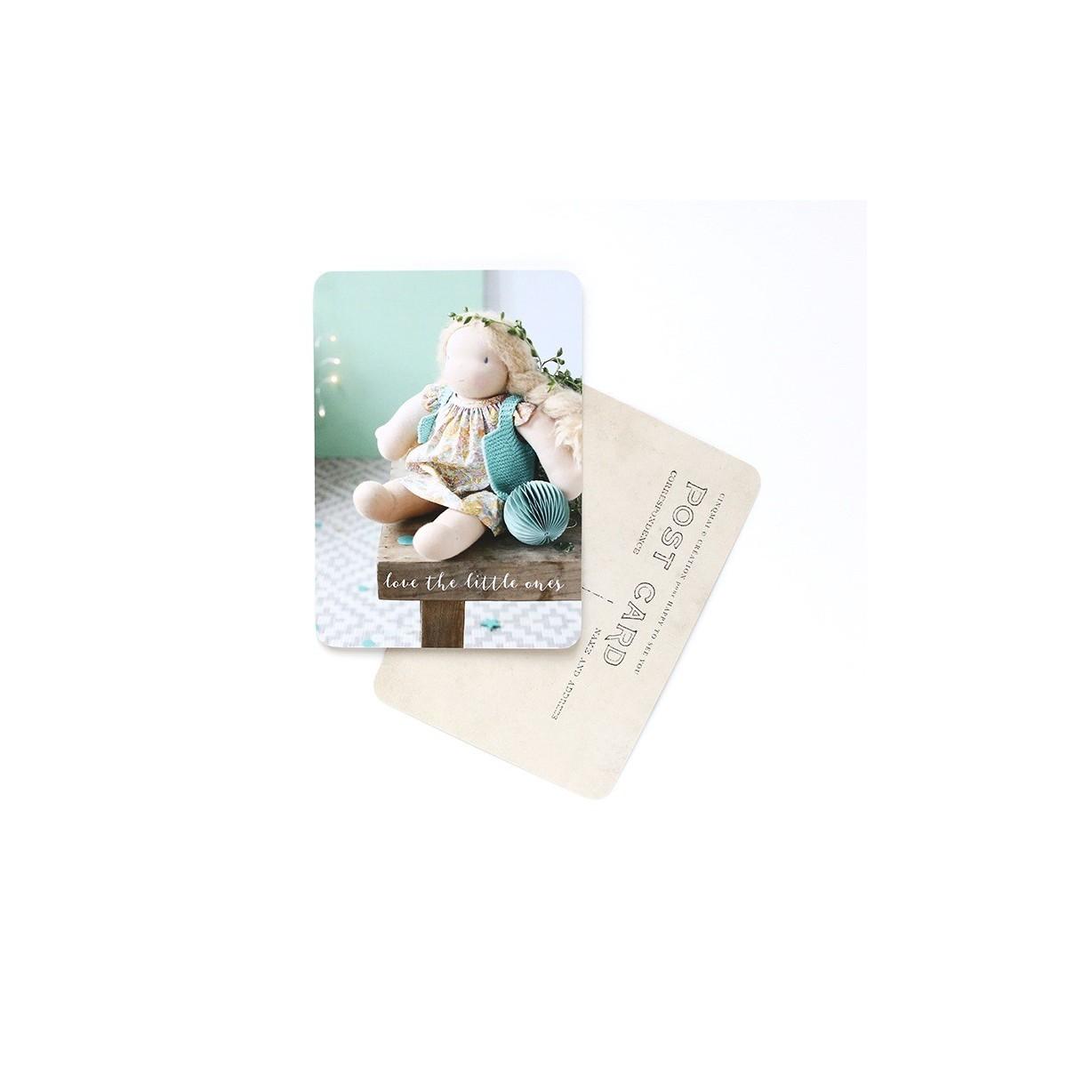 Carte Alice Spring mint