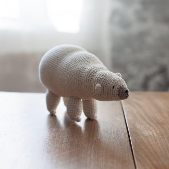Mr Kuma ours au crochet