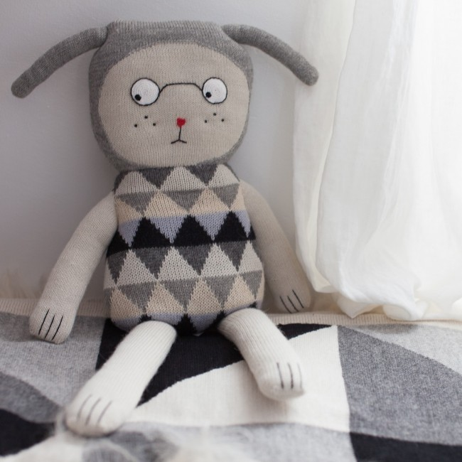 DOUDOU PÂLE NULLE - Happy to see you