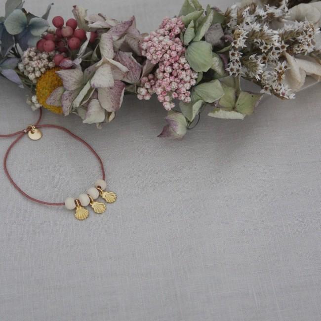 Bracelet Coquilles Mishone