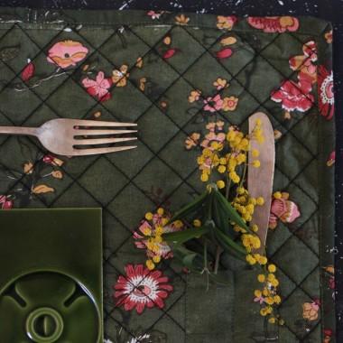 Set de table Bonjour