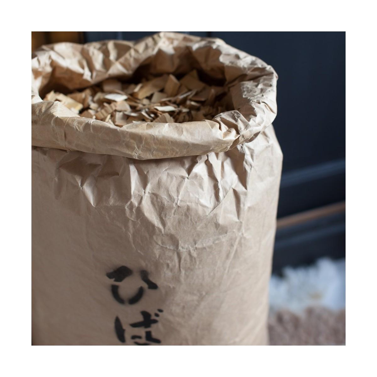 Sachet de bois de Hiba japonais