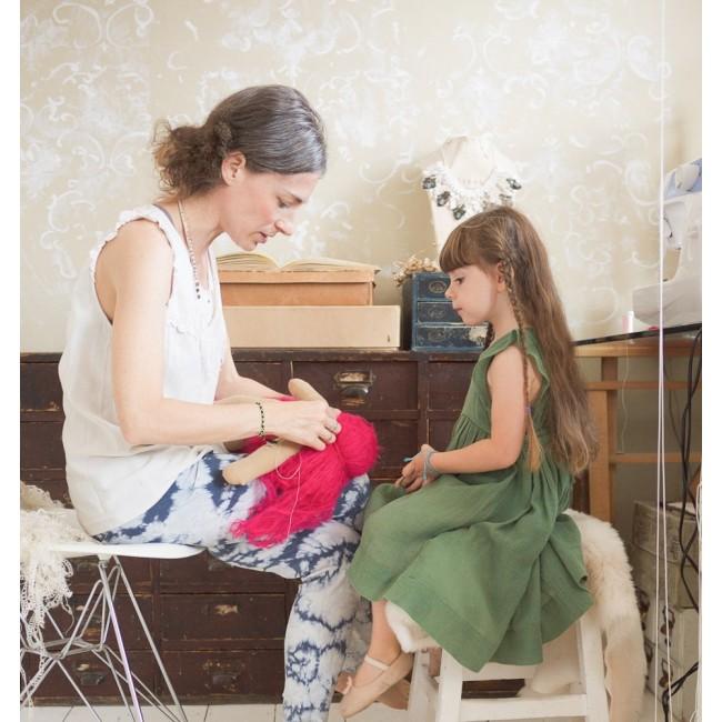 Kit Abc Sew me small doll