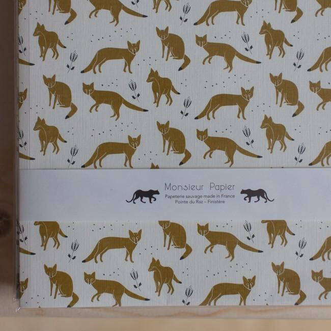 Carnets A4 Monsieur Papier