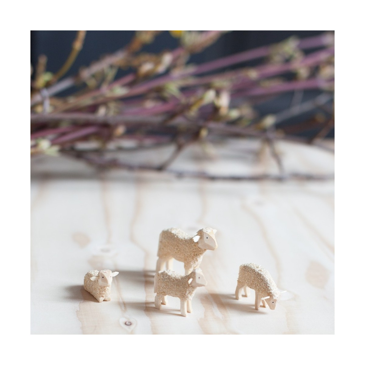 Agneaux miniature