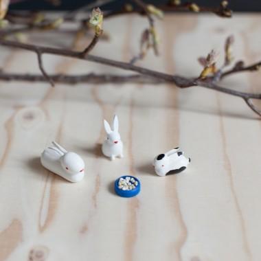 Lapins miniature
