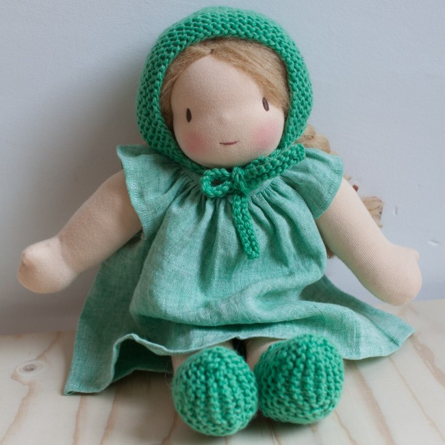 Robe Alba green grande