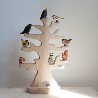 Arbre à oiseau