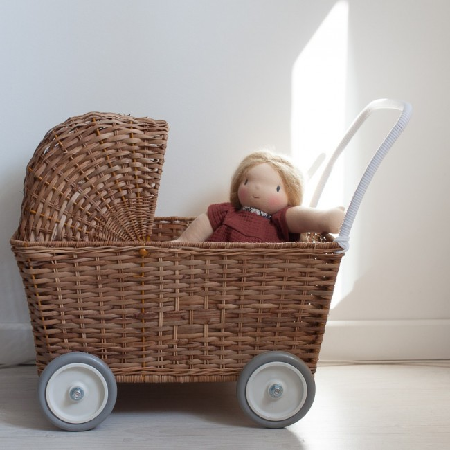 Chariot Landau Olliella