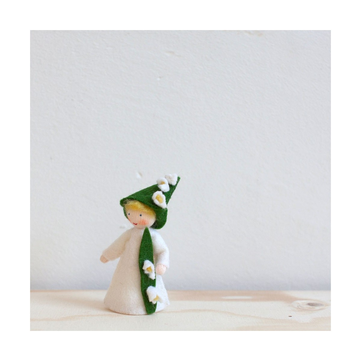 Ecoflower Lily of the valley fairy fairy