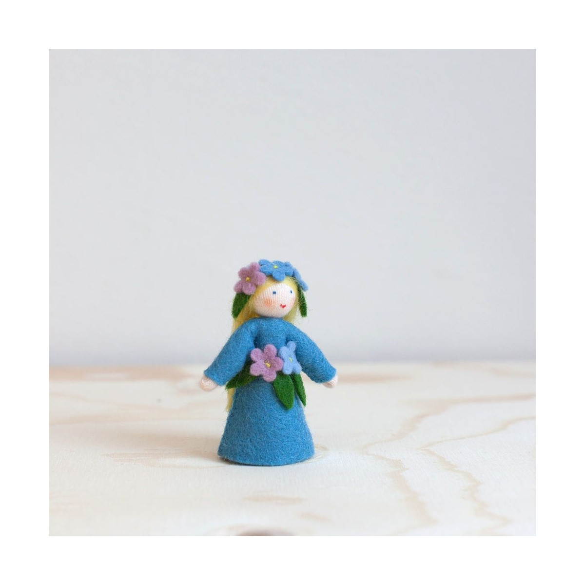 Ecoflower forget-me-not fairy