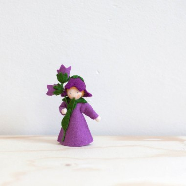 eco flow Bellflower fairy with stem