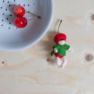 Bébé fraise...