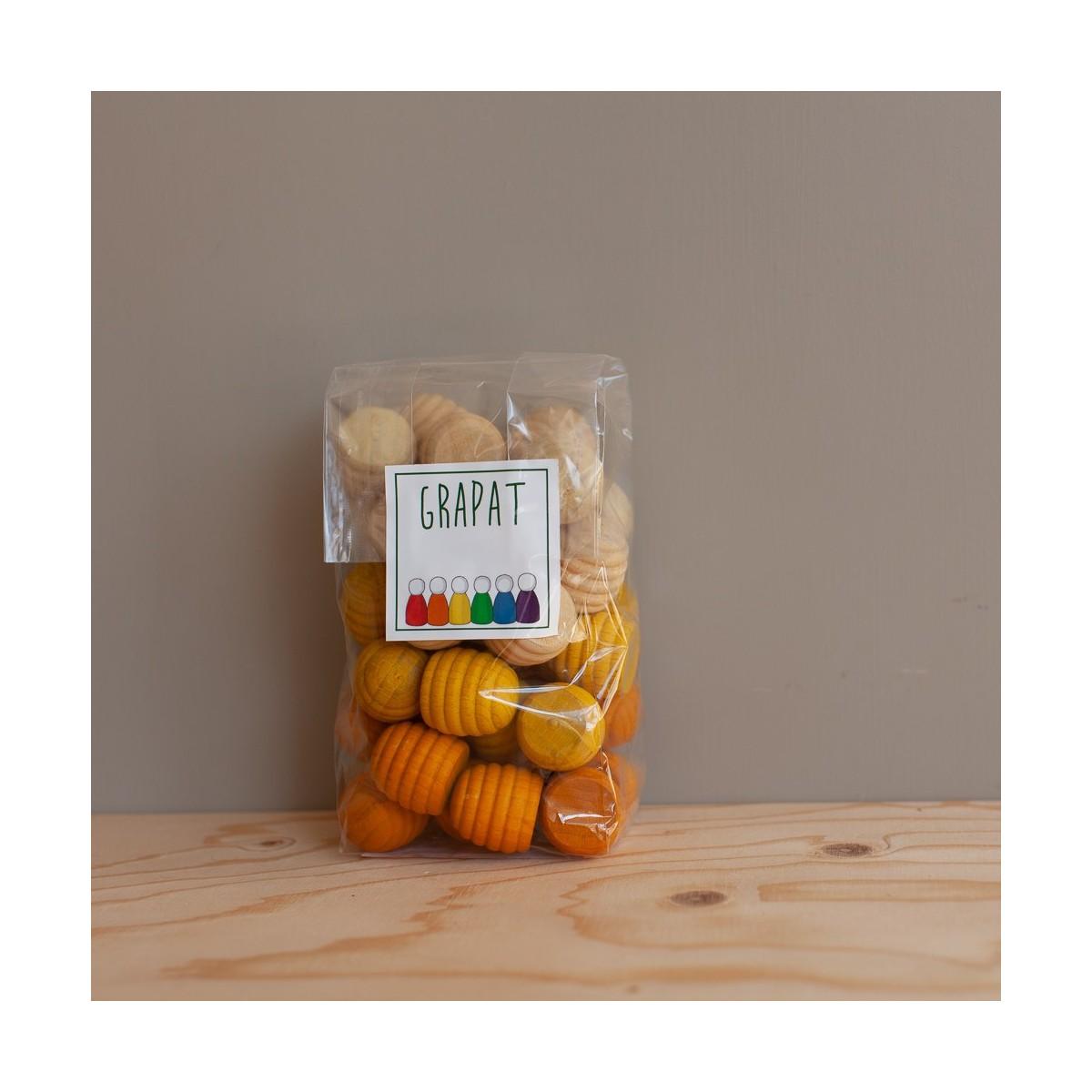 Petites ruches mandala Grapat