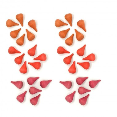 Petites flammes mandala Grapat