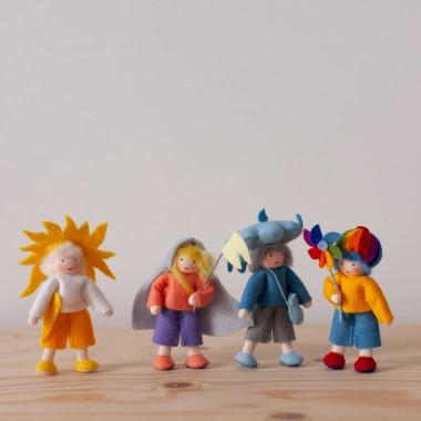 Petites poupées éléments