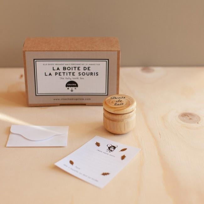 La boite de la Petite Souris