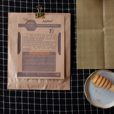 Apifilm, emballage alimentaire écologique