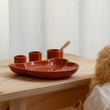 Tasses des Trois Ours Cinq à 10