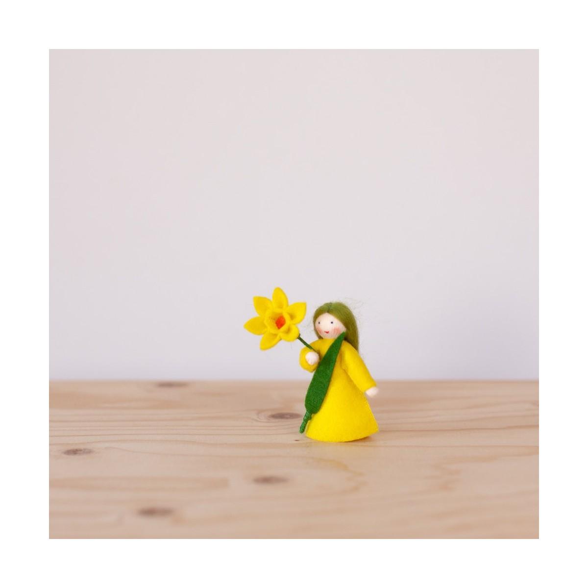 La fée Narcisse avec tige