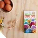 Teinture naturelle pour oeufs de Pâques