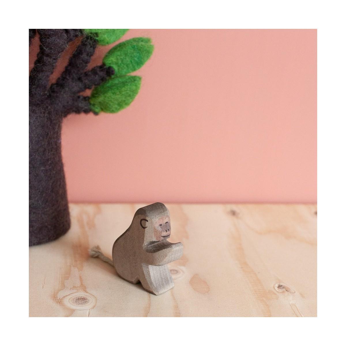 Petit singe Ostheimer