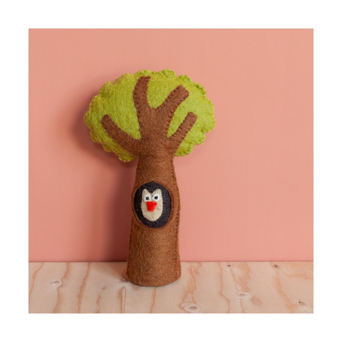 arbre chouette
