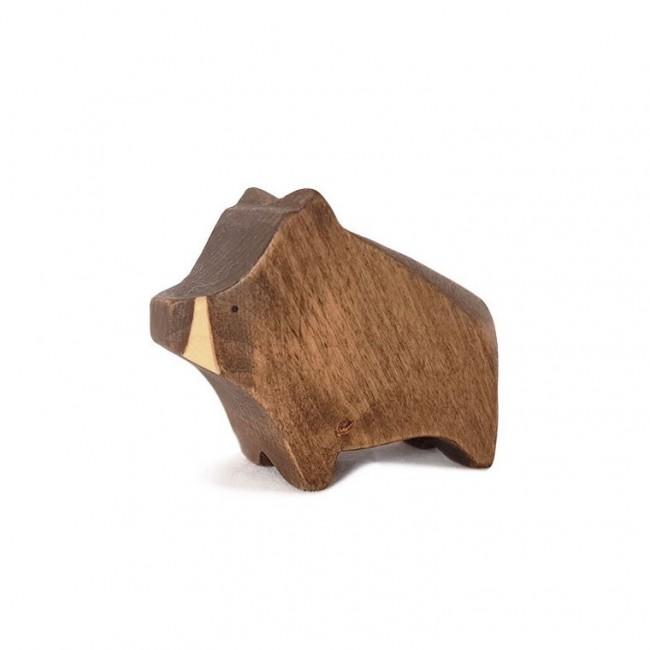 Wooden boar