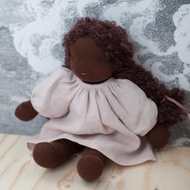 Petite poupée chocolat