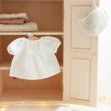Chemise de nuit de poupée