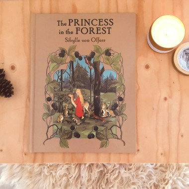 "Album ""The princess in the forest"""
