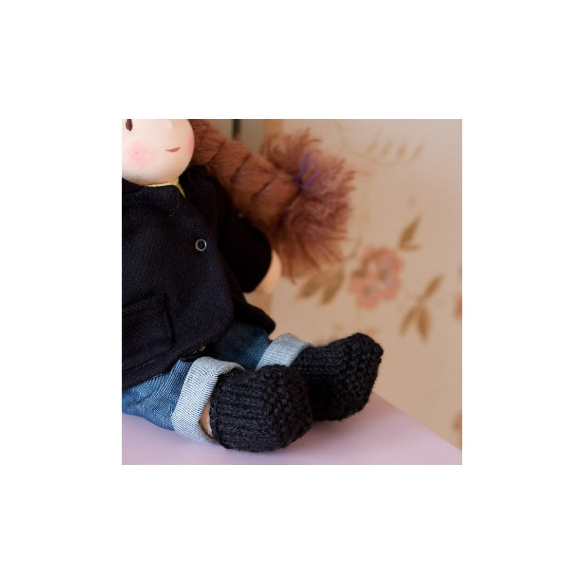 Petits souliers noirs