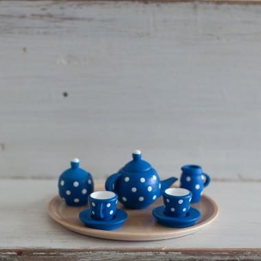 Tea set miniature