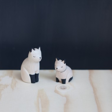 Duo d'animaux Polepole