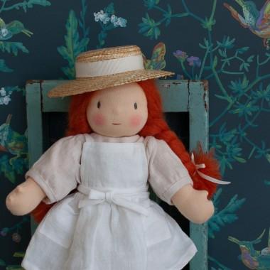 Canotier de poupée