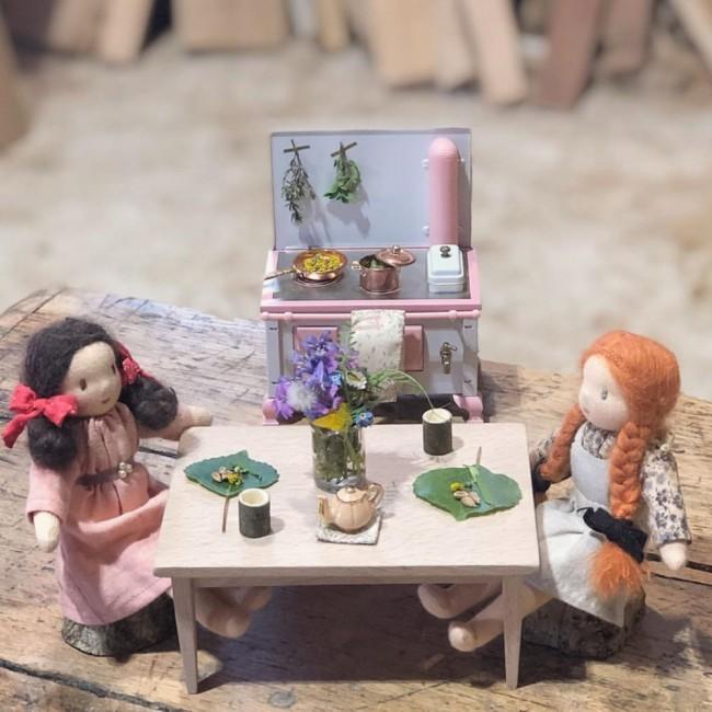 Cuisinière mini