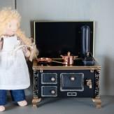 Vintage mini cooker