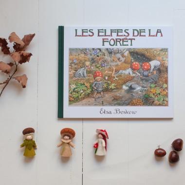 Album Les Elfes de la forêt
