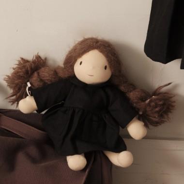 Robe Skye à petit col