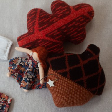 Mini coussins Donna Wilson