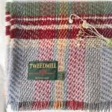 Plaid en laine recyclée
