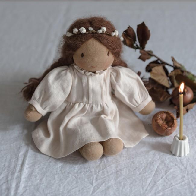 Doll dress teatime in...