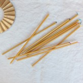 Beeswax candles Slim Ovothings