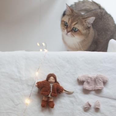 Ensemble tricoté Cosy...