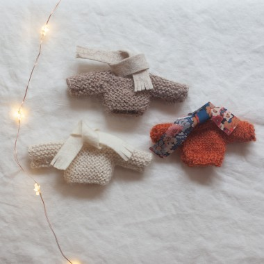 Mini Sweater set