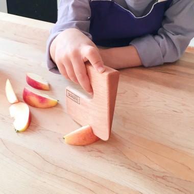 Couteau en bois enfant
