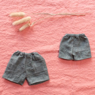 Linen Short Laurier