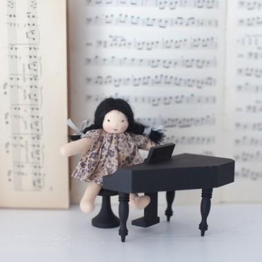 Mini Piano en bois